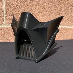 Descargar modelos 3D Máscara facial de Ralph McQuarrie Vader, Thatsick