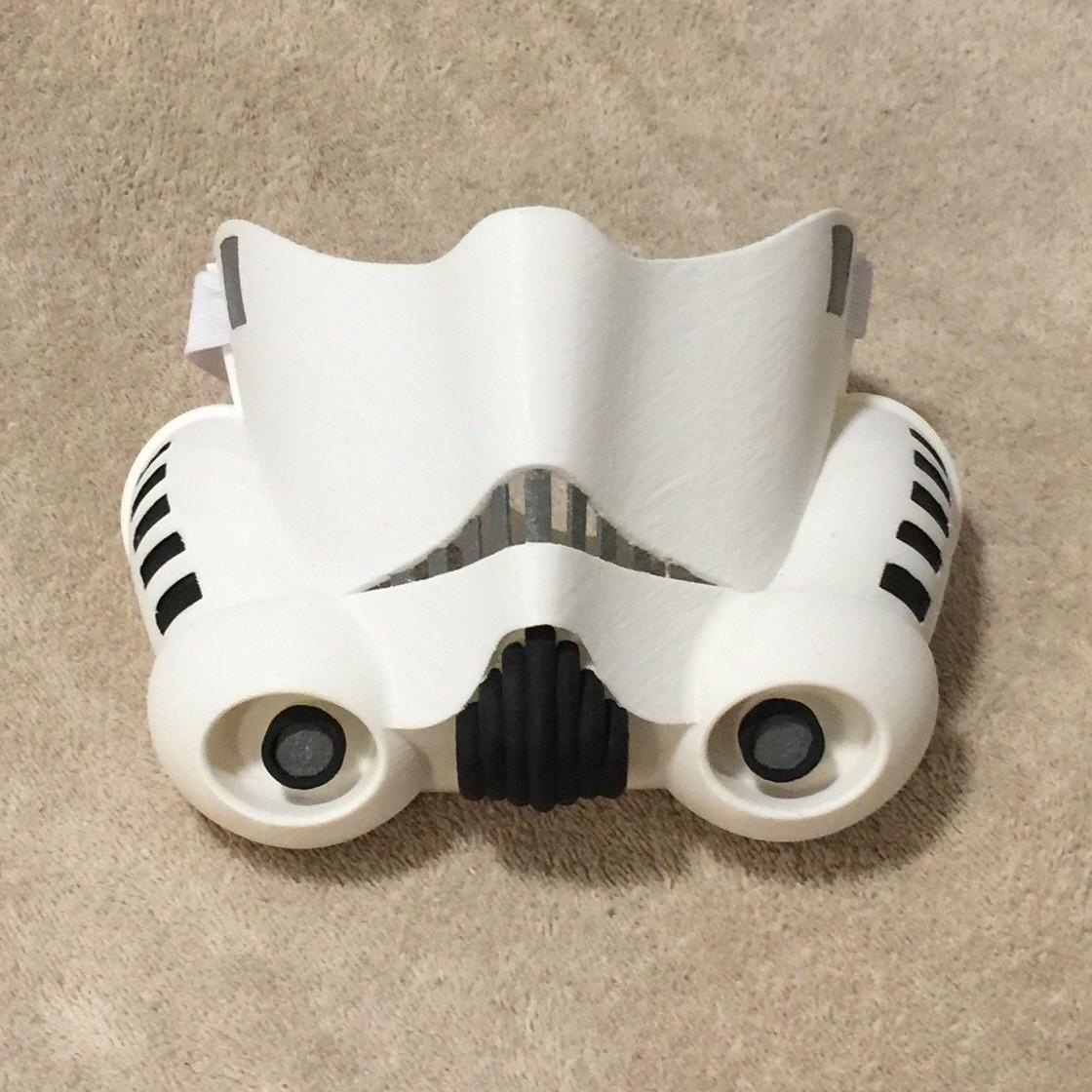 troop5.jpg Download STL file Stormtrooper Face Mask • Object to 3D print, Thatsick
