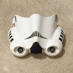 3D printing model Stormtrooper Face Mask, JahRay