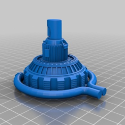 Free stl files BACK TO THE FUTURE DELORIAN EXTRA PARTS_PART_2, 3dprintingdoctor