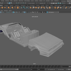 Free 3d print files BACK TO THE FUTURE DELORIAN, 3dprintingdoctor
