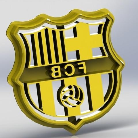 Archivos 3D Cortador de galletas Barcelona, hcostajr