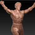 Download STL files Rocky Balboa 3D Silvester Stallone Stl 3d printers V7.2 Upgrade Head, 3dartist