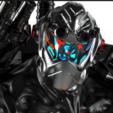 Diseños 3D CYBORG M1-FILE 3D STL PARA IMPRESORAS CREADO POR DI PAOLANTONIO Modelo de impresión 3D, 3dartist