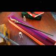 Download 3MF file Nicolas Flamel Wand • Model to 3D print, santuli700