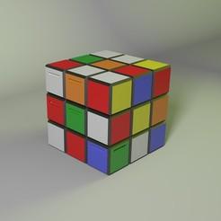 Cube0.jpg Télécharger fichier 3MF gratuit MagiCube 3.0 • Objet imprimable en 3D, santuli700