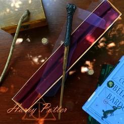 Harry.jpg Télécharger fichier 3MF Baguette Harry Potter • Design pour imprimante 3D, C3doprint