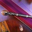 Alastor3.png Download 3MF file Alastor Moody Sale Wand • 3D print design, santuli700
