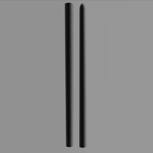 Lucius7.png Download 3MF file Lucius Malfoy Sale Wand • Model to 3D print, santuli700