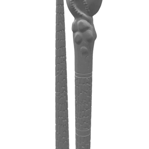 2.jpg Download 3MF file Alastor Moody Sale Wand • 3D print design, santuli700