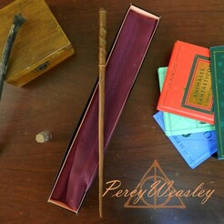 Percy.jpg Télécharger fichier 3MF Percy Weasley Wand • Design à imprimer en 3D, C3doprint