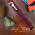 Lucius.png Download 3MF file Lucius Malfoy Sale Wand • Model to 3D print, santuli700
