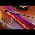 Alastor2.png Download 3MF file Alastor Moody Sale Wand • 3D print design, santuli700