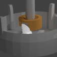 Download free 3D printer model Wind speed gauge - Anemometer, shermluge
