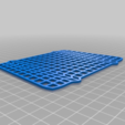 Download free 3D printer files Critter cover for 4 inch vent, shermluge