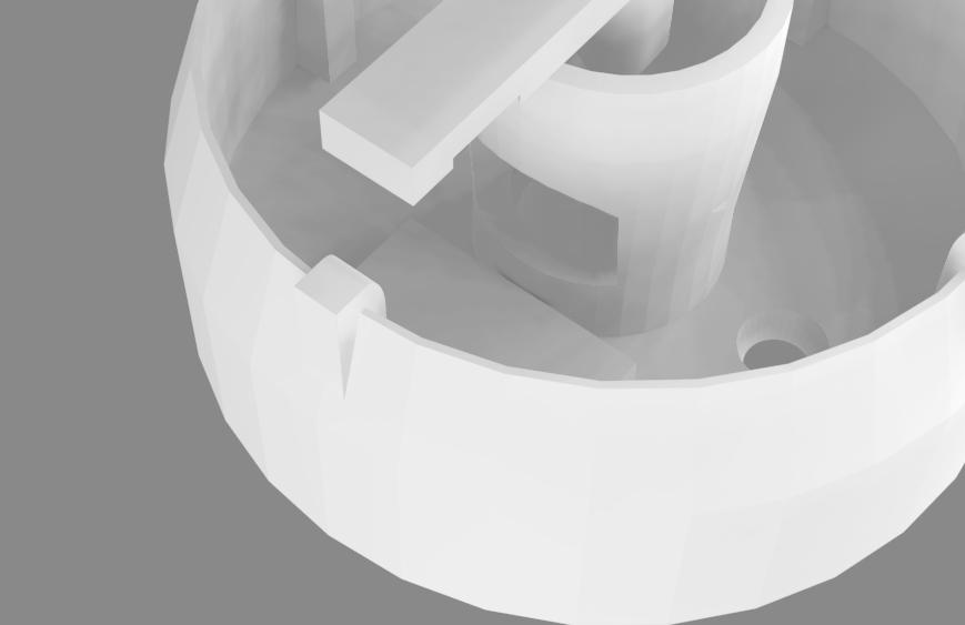 full-v2-no-cover-electronics-area.png Télécharger fichier STL gratuit Indicateur de vitesse du vent - Anémomètre V2.0 • Design à imprimer en 3D, shermluge