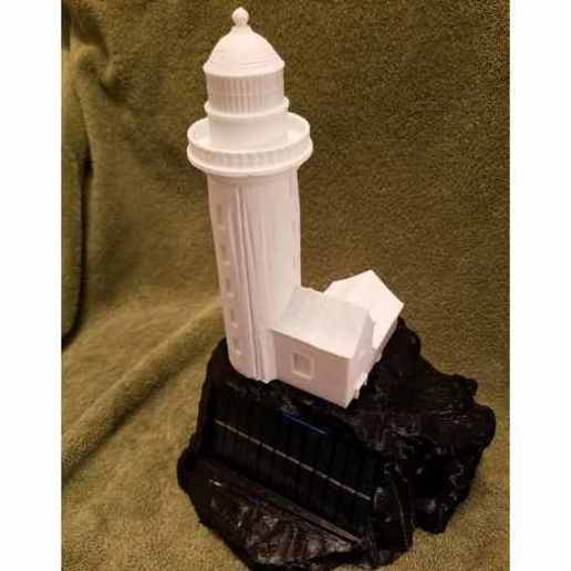 7b43c6a793bab376ee9ee4ddd635722b_preview_featured.jpg Download free STL file Solar Light House • 3D printing object, shermluge