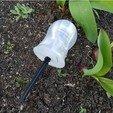 Download free 3D printer templates Garden Solar light housing, shermluge