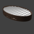 Download free 3D print files Large and small 2 piece soap dishes, shermluge