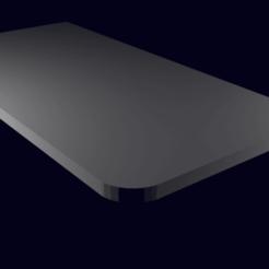 Descargar archivo 3D gratis Estante pequeño de perfil bajo 20x10cm, shermluge