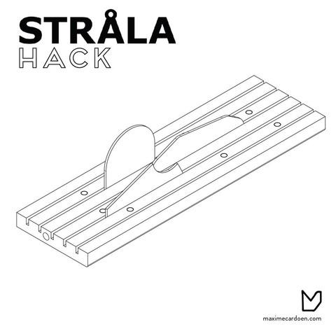 Objet 3D gratuit STRÅLA HACK , cardoenm