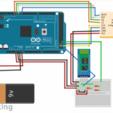 Impresiones 3D gratis Estuche para Hit Point Tracker con pantalla e-Ink, Jinja