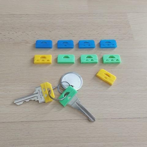 KeyCovers1.jpg Download STL file Key Covers • 3D print object, Jinja