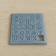 Sliding5x5Puzzle5.png Download STL file Two Sided Sliding Puzzle • 3D printable model, Jinja