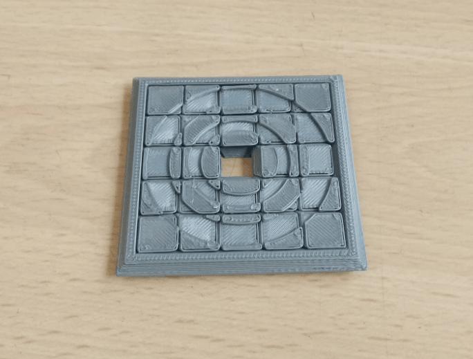 Sliding5x5Puzzle3.png Download STL file Two Sided Sliding Puzzle • 3D printable model, Jinja