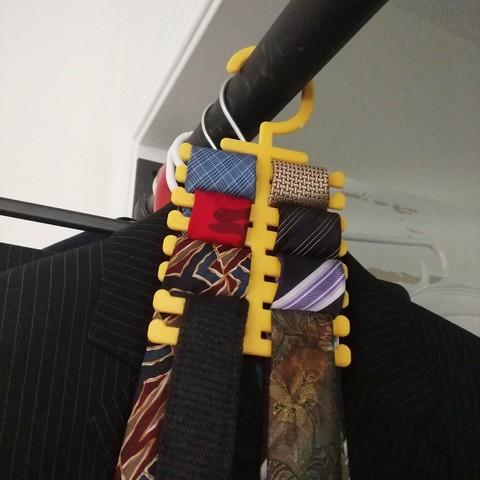 Télécharger STL Cintre à cravate, Jinja