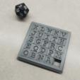 Download STL file Two Sided Sliding Puzzle • 3D printable model, Jinja