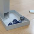 3D file Dice Tower and Dice Box, Jinja