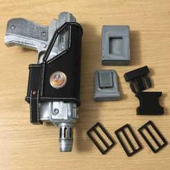 IMG_0087 600x600.jpg Download STL file Holster for blaster GLIE-44 • 3D printing design, nicobrun26