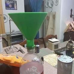 20200123_045257.jpg Télécharger fichier STL gratuit Entonnoir pour bouteille de soda de 2 litres • Design pour imprimante 3D, benebrady