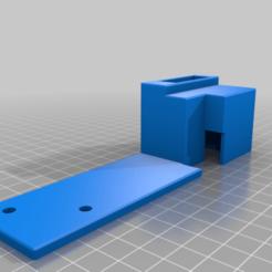 Ender_3_SD_Card_Holder.2.png Télécharger fichier STL gratuit Ender 3 carte SD et support d'extension de carte Micro SD • Objet imprimable en 3D, benebrady