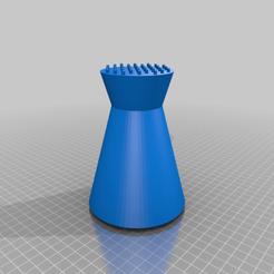 Ice_Scraper.png Télécharger fichier STL gratuit Grattoir à glace conique • Objet à imprimer en 3D, benebrady