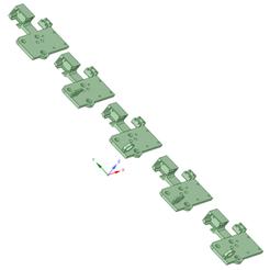 E3D_Hemera_Mounts_for_Creality_with_Generic_Sensor.png Télécharger fichier STL gratuit E3D Hemera pour Creality CR et Ender Series avec capteur à filament générique • Modèle pour imprimante 3D, benebrady