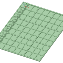 Sudoku_300.png Download free 3MF file Sudoku for the Visually Impaired • Object to 3D print, benebrady