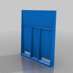 Download free 3D printing designs TP-Link 5400 Router Shelf, benebrady
