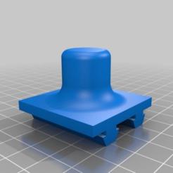 5c60a666bf7d6f5dff0b3550505191b7.png Download free STL file Ender 3 2040 feet (no hardware) • 3D printer template, benebrady