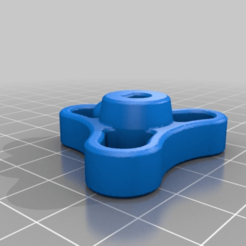 055ec809928676068c2217703a95fbd2.png Télécharger fichier STL gratuit Bouton d'extrudeuse avec index • Design à imprimer en 3D, benebrady