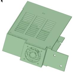 Ender_3_Pro_3.png Download free STL file Ender 3 Pro - SKR 1.3 or MKS Gen L Enclosure • 3D printable model, benebrady