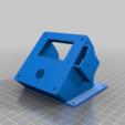 Télécharger fichier STL gratuit Boîtier LCD Ender 2 (Remix) • Objet à imprimer en 3D, benebrady