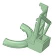 Télécharger fichier STL gratuit Ventilateur CR10 Titan Aero pour utilisation avec Volcano - Pas de support • Modèle à imprimer en 3D, benebrady