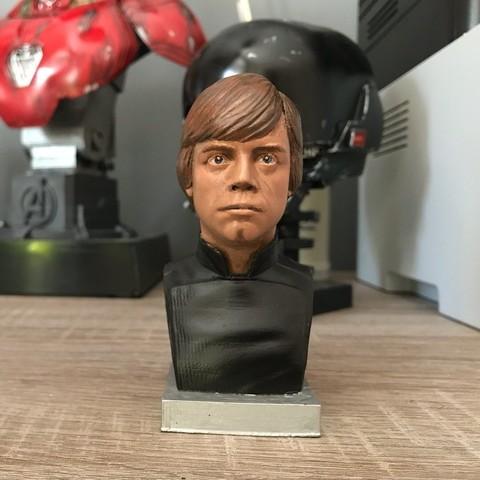 objet 3d gratuit Luke Skywalker v2, N3m