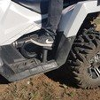 Download free 3D print files footrest for quad polaris, alexsamu62