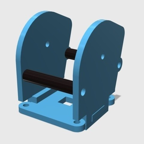 34c35bb59a427a88fd995f7f82fad33b_preview_featured.jpg Download free STL file 20x20 Runcam Swift micro VTX03 Pod • 3D printer model, Domi1988