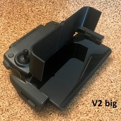 Download free STL DJI Mavic Mini Sunshade, Domi1988
