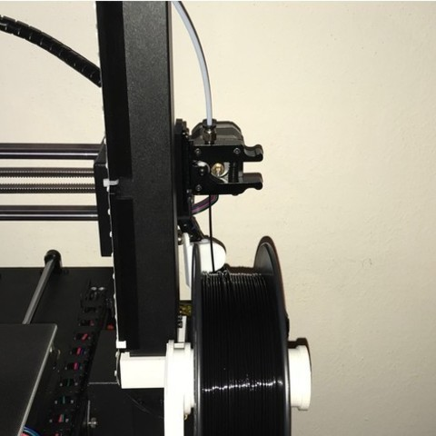 Download free 3D printer designs Anycubic I3 Mega Extruder Mod, Domi1988