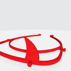 Download free 3D printing designs Fun Devil's Fun Visor, Miib96